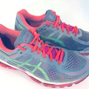 f924c302 Women Asics Gel Kayano 22 Running Shoes on Poshmark
